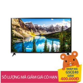 Smart TV 4K UHD LG 43UJ632T 43 inch