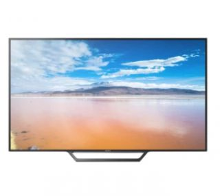 Internet Tivi LED Sony 32inch HD - Model KDL-32W600D (Đen)