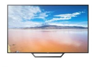 Internet Tivi LED Sony 48inch Full HD - Model KDL-48W650D VN3 (Đen)