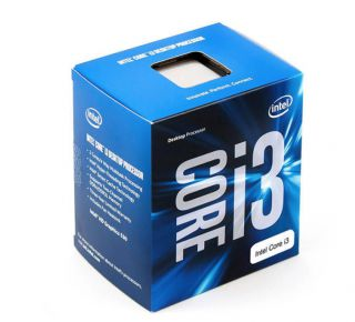 CPU Intel Core i3-7100 3.9 GHz / 3MB Socket 1151 (Kabylake)