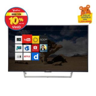 Internet TV LED Full HD Sony 43 inch KDL-43W750E