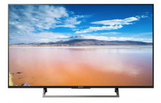 Smart TV Sony 49inch 4K UHD - Model KD-49X8000E (Đen)